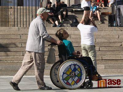 Den zdravotně postižených v Jablonci