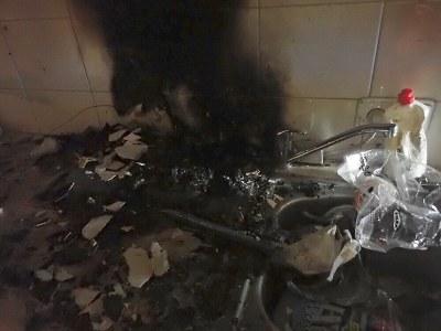Požár rekreačního objektu v Josefově Dole zaměstnal hasiče