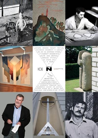 V Galerii N ukážou 77 ohlédnutí Jana Měšťana