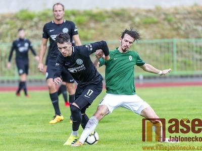 Béčko FK Jablonec zahájilo přípravu dvojzápasem
