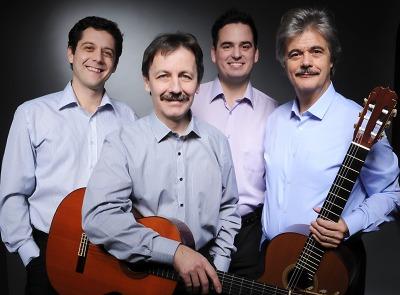 Pražské kytarové kvarteto roztleskalo jablonecké publikum