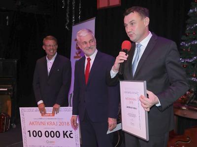 Liberecký kraj oceněn v ekosoutěži Aktivní kraj