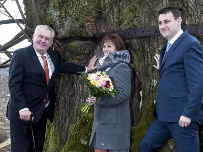 Prezident v Lomnici, Tatobitech a Jilemnici zakončil návštěvu kraje