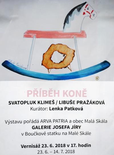 Klimeš a Pražáková ukážou na Boučkově statku Příběh koně