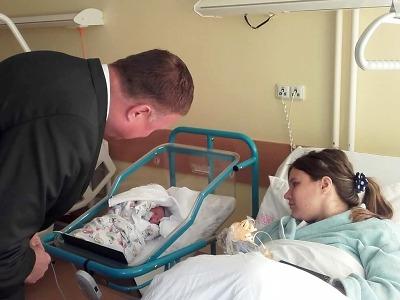 I letos překročí počet narozených dětí v jablonecké nemocnici tisícovku