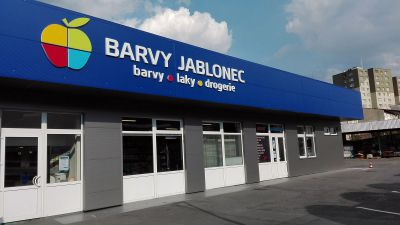 Barvy Jablonec