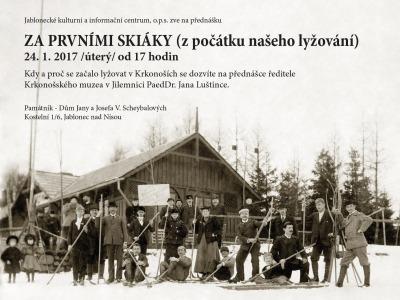 V Památníku Scheybalových se bude vzpomínat na první skiáky