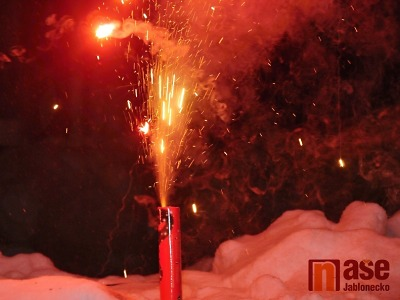 Se zábavní pyrotechnikou na Silvestra opatrně!