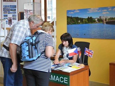 Jablonecká radnice bude přes léto sloužit i turistům