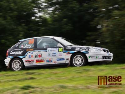 Rally Bohemia 2015 startuje s rekordními čísly