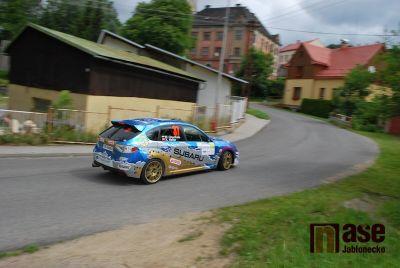 Obrazem: Rally Bohemia pohledem Dominika Pecha