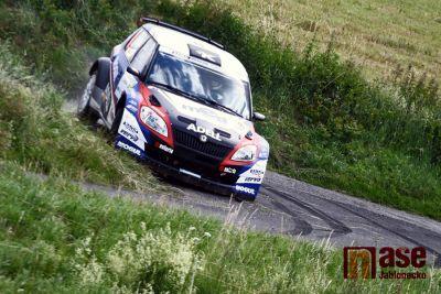 Obrazem: Rallyové speciály soutěžily na Jablonecku