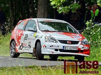 Libereckým krajem projede o víkendu Rally Bohemia