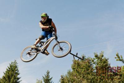 Obrazem: 5. ročník bike závodu Sago Rebirth of Hell