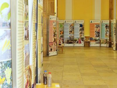 Výstava o recyklaci je k vidění ve vestibulu jablonecké radnice