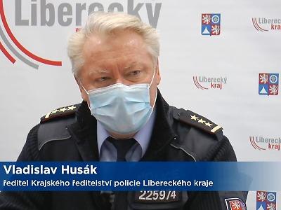 Nakažených v Libereckém kraji 129 lidí, do obcí se rozvážejí nanofiltry