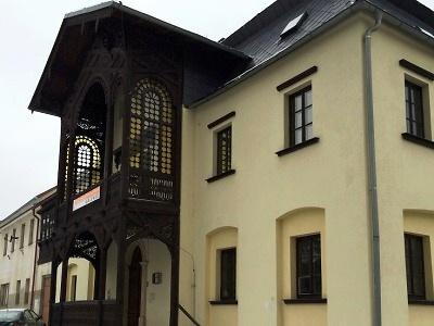 Památkou roku Libereckého kraje je sídlo Lasvitu v Novém Boru