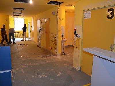 Během léta budou v jablonecké nemocnici probíhat stavební práce