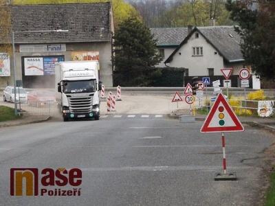 Video: Aktuální situace na silnicích v okolí Turnova