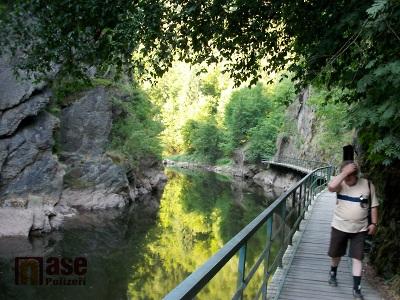 Město Semily odkoupí pozemky pod Riegrovou a Kamenického stezkou