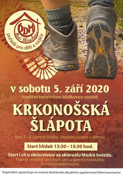 Krkonošská šlápota startuje i končí v Horní Rokytnici