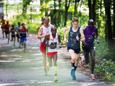 Libereckou RunTour ovládli keňští běžci Biwot a Kácser
