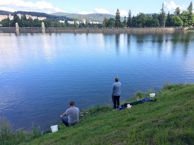 Na bezpečnost u přehrady budou dohlížet vodní záchranáři