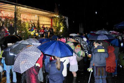 V Tanvaldě zvou na tradiční Vánoční svařák