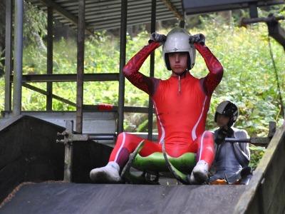 Šampionát v jízdě na kolečkových saních přivítá Smržovka