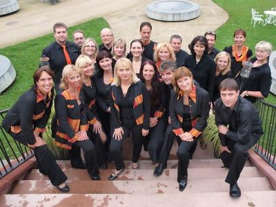 Výroční koncert libereckého sboru Rosex ke 30. výročí