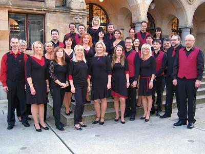 Jarní koncert pěveckého sboru Rosex se koná ve Vratislavicích