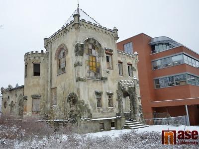 O záchraně Schlaraffie jednalo město Jablonec od roku 2008