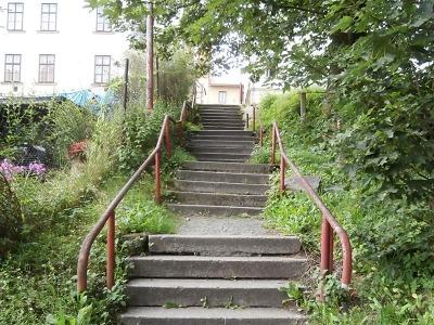 Zkraťte si v Jablonci cestu přes most nebo po schodech