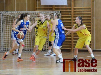 Dvě skvělé výhry ligových basketbalistek v Brně