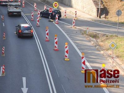 Kraj za miliardu opraví silnice, ale i další dopravní stavby v regionu