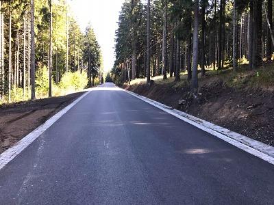 Z Jablonce do Dolní Černé Studnice pojedou řidiči po novém