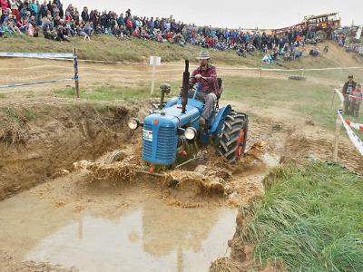 Příznivci traktorů se opět setkají v Bozkově