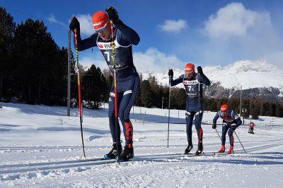 Bauer Ski Team čeká nejtěžší část sezony
