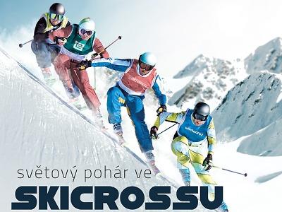 Fanoušci skicrossu se závodů SP v Harrachově nedočkali