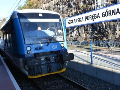 Na trati Desná - Harrachov je od 11. do 15. května výluka