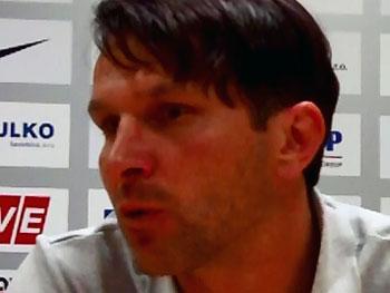 VIDEO: Trenér Komňacký nezapřel přízeň k Jablonci