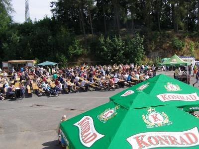 Slavnosti vratislavického piva přivábily pět tisíc návštěvníků