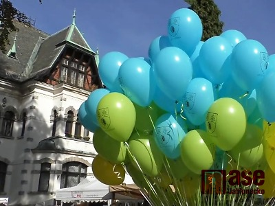 VIDEO: Ohlédnutí za slavnostmi města Desná 2020