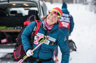Bauer Ski Team na Ylläs-Levi: Kateřina Smutná šestá