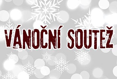 Vánoční soutěž scenami prodejny Barvy Jablonec