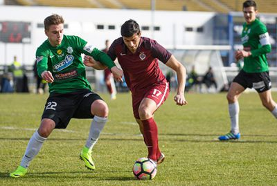 Juniorka FK na mladou Spartu nestačila