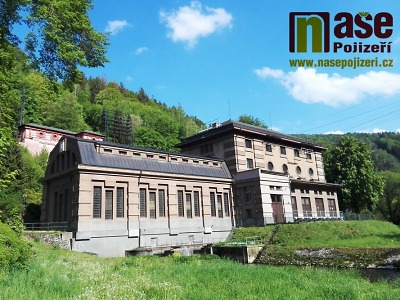 Vodní elektrárna Spálov, klenot Riegrovy stezky