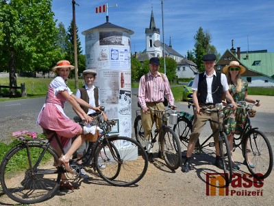 Obrazem: Spanilá jízda aneb Na kole okolo Liptákova podeváté