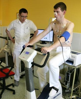 Jablonecká nemocnice si pořídila spiroergometr