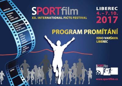 Jubilejní 20. ročník Sportfilm festivalu Liberec proběhne v kině Varšava
